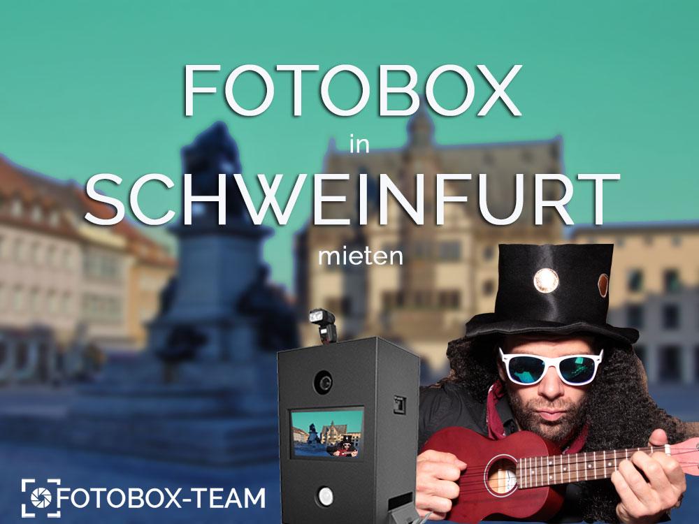 fotobox photobooth in schweinfurt mieten. Black Bedroom Furniture Sets. Home Design Ideas