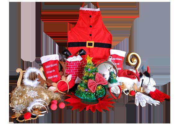 fotobox-accessoires-weihnachtsfeier