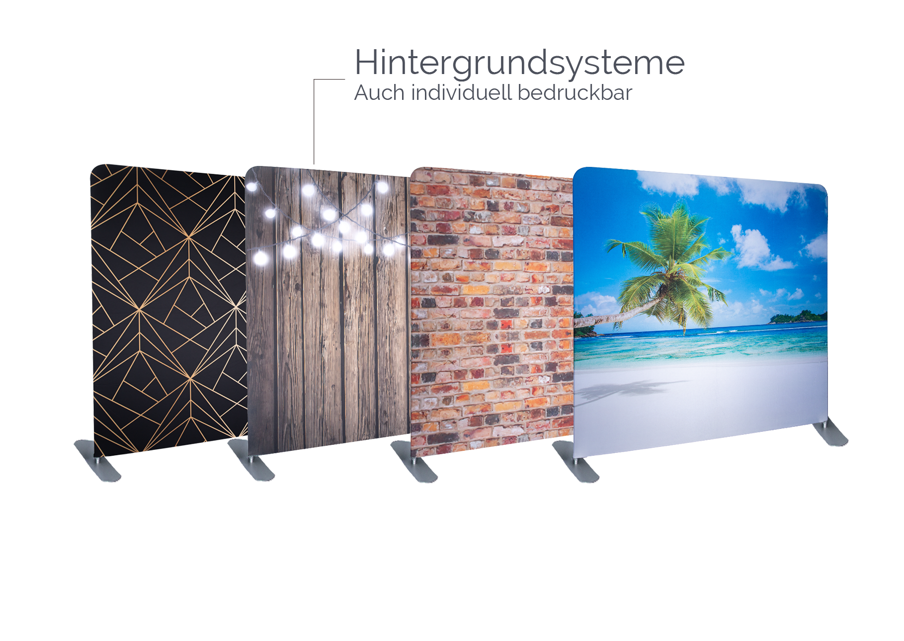 fotobox hintergrundsystem