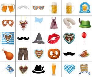 Digitale Accessoires: Oktoberfest